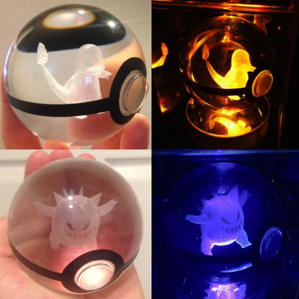 crystal pokeballs
