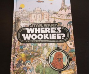 Where's The Wookiee is a Where's Waldo for Star Wars fans!