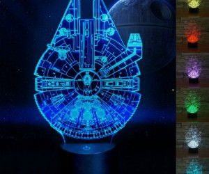 The Millennium Falcon just got a makeover!