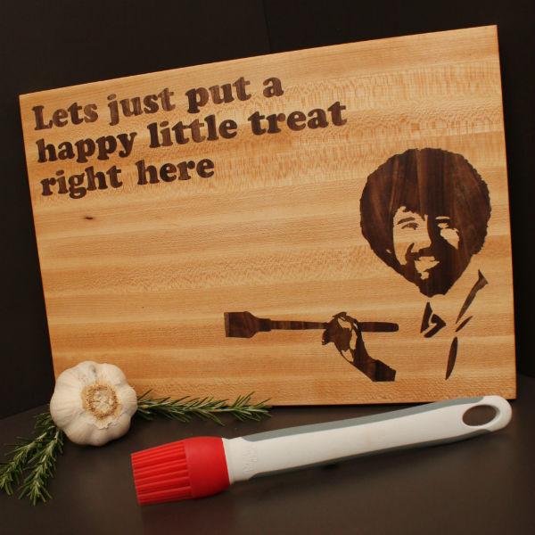 bob-ross-cutting-board