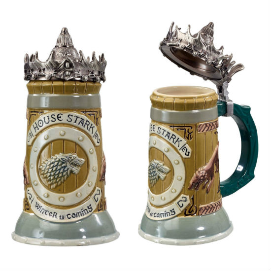 Game of thrones house stark stein shut up and take my money for Canape bread mold set
