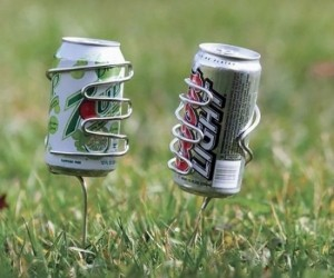 Never spill your picnic drinks ever again!