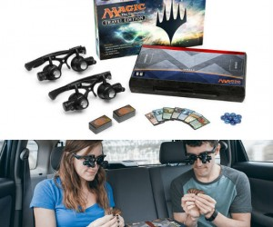 Magic The Gathering Travel Edition – All the fun of your standard Magic deck, now in super-concentrated form