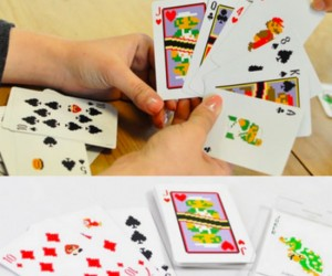 Retro Mario Playing Cards!