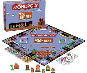 It's-a me! Monopoly!