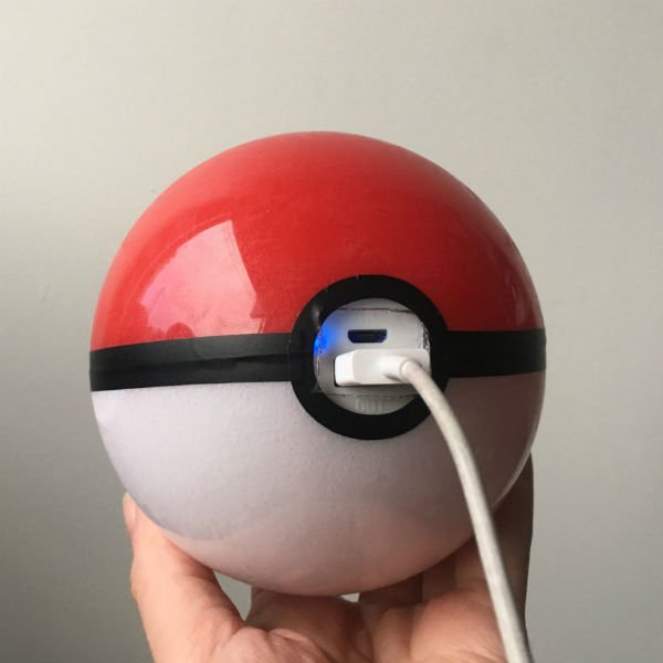 pokeball charger