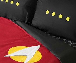 Star Trek Bedding Set – Make it zzzzzo