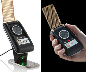 Star Trek Bluetooth Communicator – The first fully functional wireless Star Trek communicator!