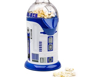 R2D2 Popcorn Maker – Perfect to use while watching your favorite intergalactic sci-fi saga.