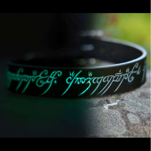 glow-in-the-dark-lotr-dog-collar