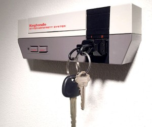 Keytendo Gaming Console Keyholder – The perfect Enterhangment System