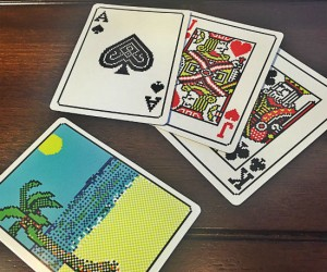 Solitaire 3.0 Playing Cards – 52 Beautifully pixelated playing cards!