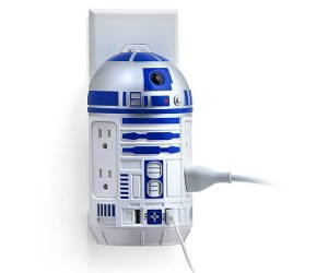 Star Wars R2D2 USB Power Station – One little droid has all the power