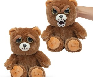 Feisty Pets – The only stuffed animals guaranteed to give you nightmares.