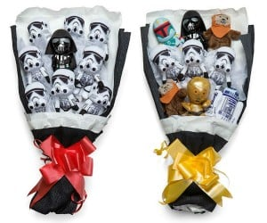 Star Wars Bouquets – Luke I am your Flower