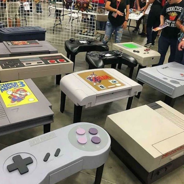 Video Game Coffee Tables Shut Up And Take My Money