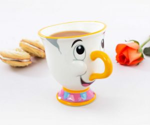 Beauty & The Beast Chip Mug