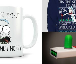 Get Schwifty with the 15 Best Rick and Morty Products of 2017!     Rick and Morty Monopoly via Amazon Pickle Rick Mug via Etsy   Riggity Wrecked Ugly Christmas Sweater […]