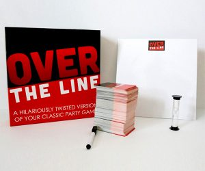 Over The Line Party Game!