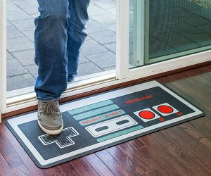 Nintendo Controller Door Mat – Press Start to enter