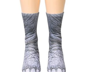 Animal Paw Crew Socks!
