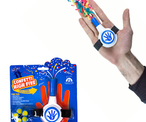 Confetti High Five!