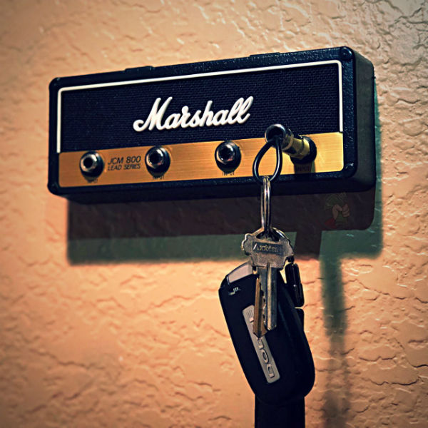 marshall guitar amp keyholder