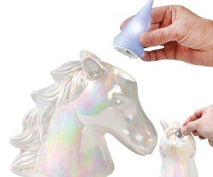Unicorn Light/Coin Bank!